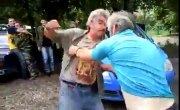 Russian street fighting