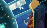 """Космическая симфония Мэйтел: Галактический экспресс 999 (сериал) / Space Symphony Maetel - 1 сезон, 5 серия """"""""Волшебная флейта"""" Прометеи"""""""