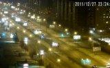 Землетрясение в Красноярске съемка наружной камеры