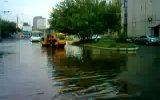 Проблема водоотведения в Красноярске! ул.Профсоюзов!