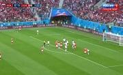 Чемпионат мира 2018. Группа А. 2-й тур. Россия - Египет