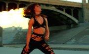 Los Angeles Fire Rope Dart Dance ft. Flow Mayhem