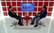 Интервью на 8 канале. Роман Крастелев, Станислав Вахрушев