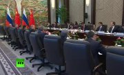 Россия и Китай выходят на новый уровень партнерства