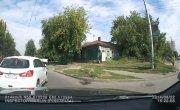 Авария в Новосибирске