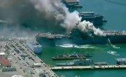 Ответили за «Кузю»: США не смогли потушить корабль (Руслан Осташко)