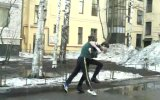 драчка Sen vs Вадимка