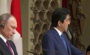 Шантаж Олимпиадой: Япония вновь требует Курилы (Telegram. Обзор)