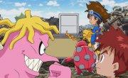 Приключения дигимонов: Пси / Digimon Adventure: Psi - 1 сезон, 42 серия