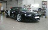 Audi R8 золото