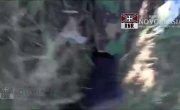 18  ЭКСКЛЮЗИВ. Батальон 'Айдар' попал в засаду 5.09.2014 Полное видео. Часть_1