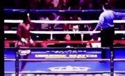 Неадекватный нига в боксе