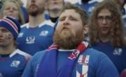Исландские болельщики спели «Калинку» перед приездом на ЧМ-2018
