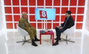 Интервью на 8 канале. Валерий Власов, Богдан Самара
