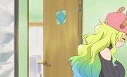 """Дракон-Горничная Кобаяши-сан / Kobayashi-san Chi no Maid Dragon - 1 сезон, 14 серия """"OVA: Валентинов День И Горячие Источники"""""""