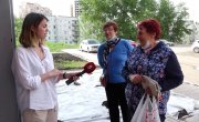 """Программа """"Коммунальная квартира"""" на 8 канале - 121 выпуск. ЖК ГЛОБУС ЮГ"""