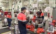Завод по производству двигателей в Елабуге