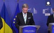 Украина снова официально повернулась в сторону Европы. Украина и ЕС договорились о  дорожной карте  для применения соглашения об ассоциации