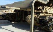 Танк в разрезе, устройство танка