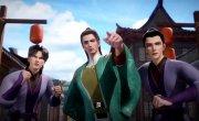 Безумный Владыка Нечисти / Kuang Shen Mo Zun - 1 сезон, 2 серия