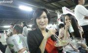 Япония. Сколько японки пьют алкоголя? Три подружки.