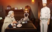 "Ресторан Из Другого Мира / Кафе Из Другого Мира / Isekai Shokudou / Restaurant to Another World / Alternate-World Restaurant - 1 сезон, 7 серия ""Карри. Курица Карри"""