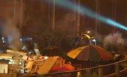 Ночные беспорядки в Гонконге