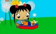 "Ни Хао, Кай-Лан! / Ni Hao, Kai-lan! - 2 сезон, 7 серия ""Стомпи едет с нами (Stompy Rides Again)"""