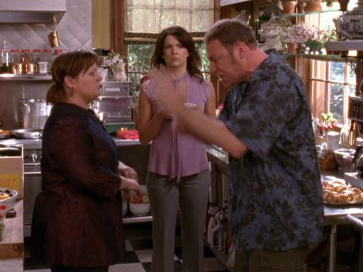 Gilmore girls merry fisticuffs video 6