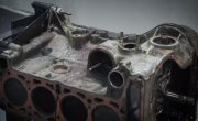 Таймлапс восстановления двигателя Жигули