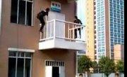 за 15 секунд на 4 этаж