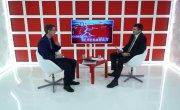 Интервью на 8 канале. Валерий Власов, Егор Фролов