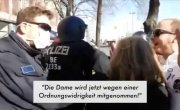 Позорная полиция Германии