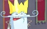 """Картофелины и драконы / Potatoes and Dragons - 1 сезон, 21 серия """"Рыцарь из другого мира. Добрый день, Дракон."""""""