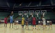 Звезды NBA исполняют Jingle Bells