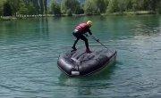 Техника переворачивания лодки