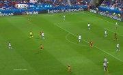Футбол. Чемпионат Европы 2016. Группа Е. 1-й тур. Бельгия - Италия