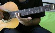 Metallica - Nothing else matters (самый простой вариант игры на гитаре)