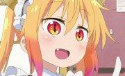 """Дракон-Горничная Кобаяши-сан / Kobayashi-san Chi no Maid Dragon - 1 сезон, 12 серия """"Тору И Кобаяши Неожиданная Встреча (Поднимем Сами Себе Планку)"""""""