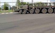 Новые КАМАЗы: 16 колес и 165 тонн груза