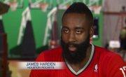 Как снимали - Звезды NBA исполняют Jingle Bells