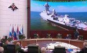 Заседание Коллегии Минобороны России под председательством Сергея Шойгу (27.11.2020)