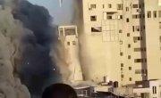 Израильтяне продолжают в ответку выпускать ракеты по Газе Ч2